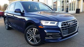 Used 2018 Audi Q5 2.0T Technik quattro - S-LINE! NAV! 360 CAM! PANO ROOF! DRIVING AIDS! for sale in Kitchener, ON