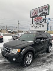 Used 2011 Ford Escape XLT FWD for sale in Windsor, ON