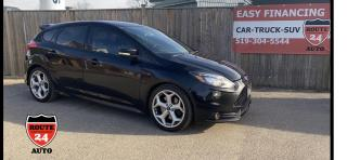 Used 2013 Ford Focus ST Hatch affordable Performance for sale in Brantford, ON