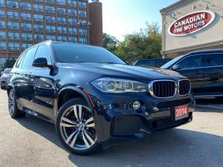 Used 2014 BMW X5 M SPORTS PKG | NAVI | CAM | PANO | AWD | HUD | for sale in Scarborough, ON