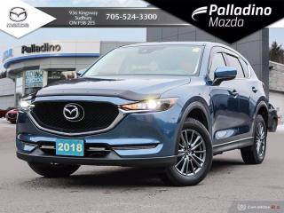 Used 2018 Mazda CX-5 GS for sale in Sudbury, ON
