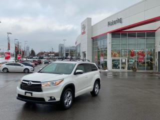 Used 2015 Toyota Highlander AWD 4DR LIMITED for sale in Pickering, ON