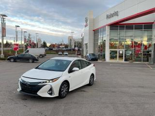 Used 2020 Toyota Prius Prime Auto for sale in Pickering, ON