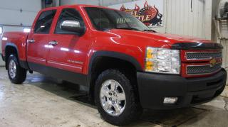 Used 2012 Chevrolet Silverado 1500 LTZ for sale in Saskatoon, SK