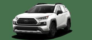 New 2021 Toyota RAV4 RAV4 Trail AWD for sale in Pickering, ON