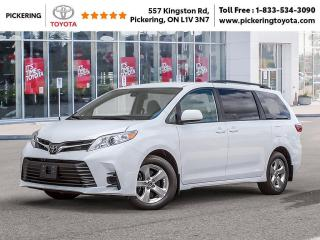 New 2020 Toyota Sienna SIENNA LE FWD 8-PASS for sale in Pickering, ON