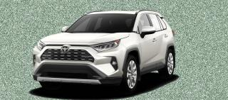 New 2021 Toyota RAV4 RAV4 Limited AWD for sale in Pickering, ON