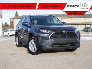 Used 2019 Toyota RAV4 LE for sale in High River, AB
