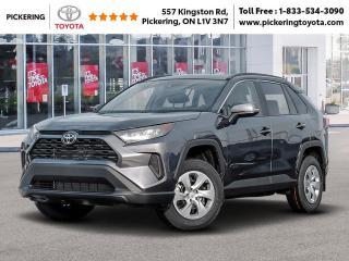 New 2020 Toyota RAV4 RAV4 LE AWD for sale in Pickering, ON