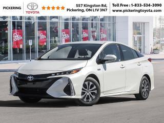 New 2020 Toyota Prius Prime PRIUS PRIME for sale in Pickering, ON