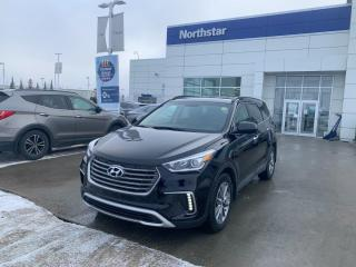 Used 2018 Hyundai Santa Fe XL XL 7PASS/AWD/BACKUPCAM/HEATEDSEATS/BLUETOOTH/ for sale in Edmonton, AB