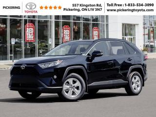New 2020 Toyota RAV4 XLE AWD for sale in Pickering, ON