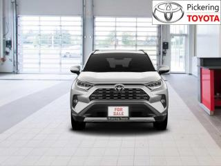 New 2021 Toyota RAV4 LIMITED AWD for sale in Pickering, ON