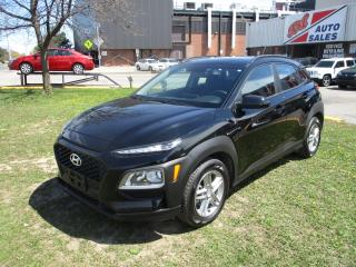 Used 2018 Hyundai KONA Essential ~ BACK-UP CAM. ~ REMOTE STARTER ~ LOW KM for sale in Toronto, ON
