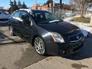Used 2008 Nissan Sentra SR,SUNROOF,ALLOYS,$1800,as is, for sale in Toronto, ON