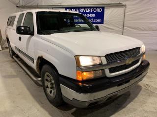 Used 2005 Chevrolet Silverado 1500 LS for sale in Peace River, AB