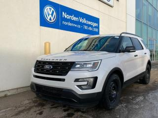 Used 2017 Ford Explorer SPORT 4X4 - 2 SETS OF TIRES/WHEELS. LOADED for sale in Edmonton, AB