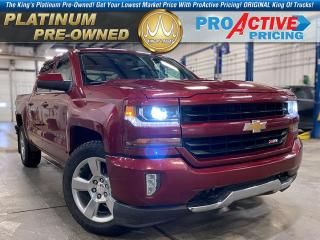 Used 2018 Chevrolet Silverado 1500 2LT for sale in Rosetown, SK