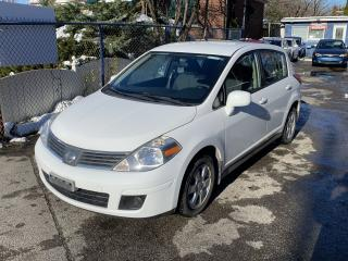 Used 2009 Nissan Versa 1.8 SL for sale in Hamilton, ON