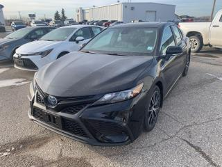 New 2021 Toyota Camry HYBRID SE for sale in Portage la Prairie, MB