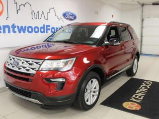 Used 2018 Ford Explorer XLT | 4WD | One Owner | Clean Carproof | 7 Seater | Heated Seats for sale in Edmonton, AB