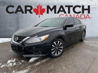 Used 2016 Nissan Altima SV / SUNROOF / AUTO for sale in Cambridge, ON