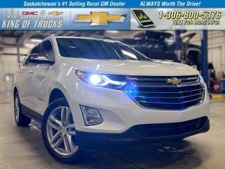 New 2021 Chevrolet Equinox Premier for sale in Rosetown, SK