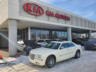 Used 2010 Chrysler 300 300 C; 5.7L HEMI 360 HP!! SUNROOF, AWD, HEATED SEATS, A/C, LEATHER for sale in Edmonton, AB
