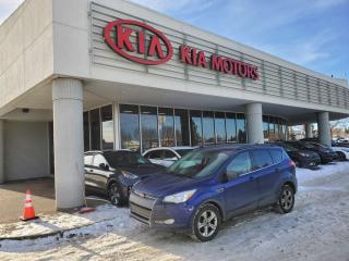 Used 2016 Ford Escape SE; WINTER TIRES, HEATED SEATS, A/C, BACKUP CAMERA, BLUETOOTH, KEYPAD ENTRY for sale in Edmonton, AB