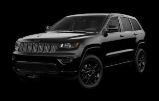 New 2020 Jeep Grand Cherokee Altitude for sale in Winnipeg, MB