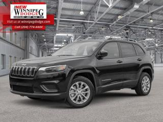 New 2020 Jeep Cherokee Sport for sale in Winnipeg, MB