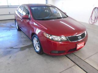 Used 2012 Kia Forte EX w/Sunroof for sale in Owen Sound, ON
