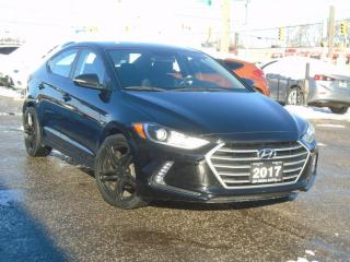 Used 2017 Hyundai Elantra 4dr Auto Alloy NEW BRAKES SAFETY CLEAN CAR FAX B-T for sale in Oakville, ON