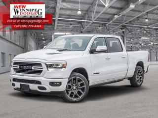 New 2020 RAM 1500 SPORT for sale in Winnipeg, MB