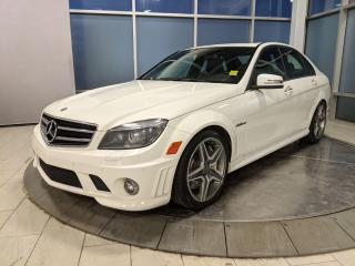 Used 2011 Mercedes-Benz C-Class ONE OWNER - NO ACCIDENTS! for sale in Edmonton, AB