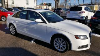 Used 2012 Audi A4 2.0T for sale in Etobicoke, ON