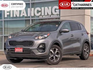 Used 2020 Kia Sportage LX AWD | Android Auto | 7inch Screen | Heated Seat for sale in St Catharines, ON