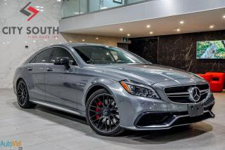 Used 2016 Mercedes-Benz CLS-Class AMG CLS 63 S - Approval->Bad Credit-No Problem for sale in Toronto, ON