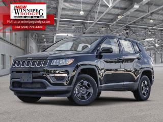 New 2020 Jeep Compass Sport for sale in Winnipeg, MB