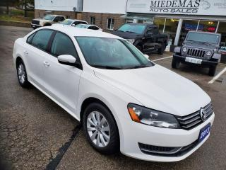 Used 2013 Volkswagen Passat Trendline for sale in Mono, ON