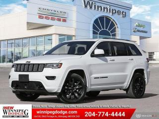 New 2021 Jeep Grand Cherokee Altitude for sale in Winnipeg, MB