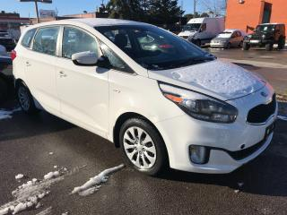 Used 2014 Kia Rondo 6spd,manual,b/tooth,safety+3years warranty include for sale in Toronto, ON