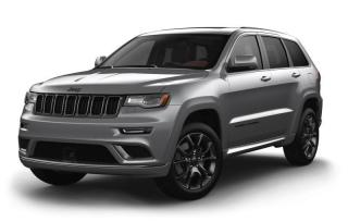 New 2021 Jeep Grand Cherokee High Altitude for sale in Winnipeg, MB