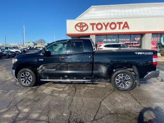 Used 2017 Toyota Tundra TRD DOUBLE CAB 4X4 for sale in Cambridge, ON