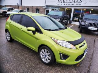 Used 2012 Ford Fiesta SE for sale in Mono, ON