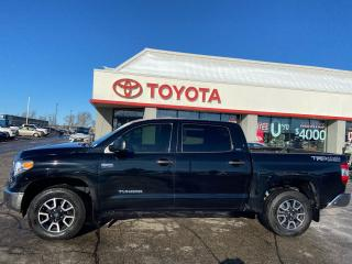 Used 2017 Toyota Tundra TRD CREWMAX 4x4 5.7L for sale in Cambridge, ON