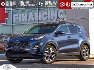 Used 2020 Kia Sportage EX Premium for sale in St Catharines, ON