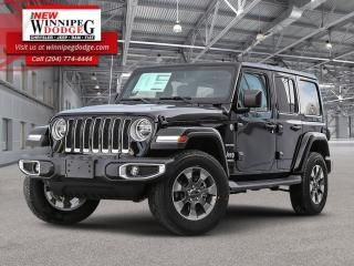 New 2021 Jeep Wrangler Sport 80th Anniversary for sale in Winnipeg, MB