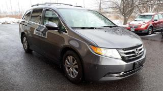 Used 2017 Honda Odyssey EX-L + Navi for sale in Stittsville, ON