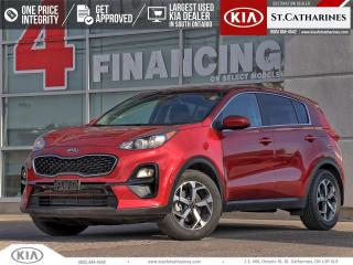 Used 2020 Kia Sportage LX | Android Auto | 7inch Screen | Heated Seat for sale in St Catharines, ON